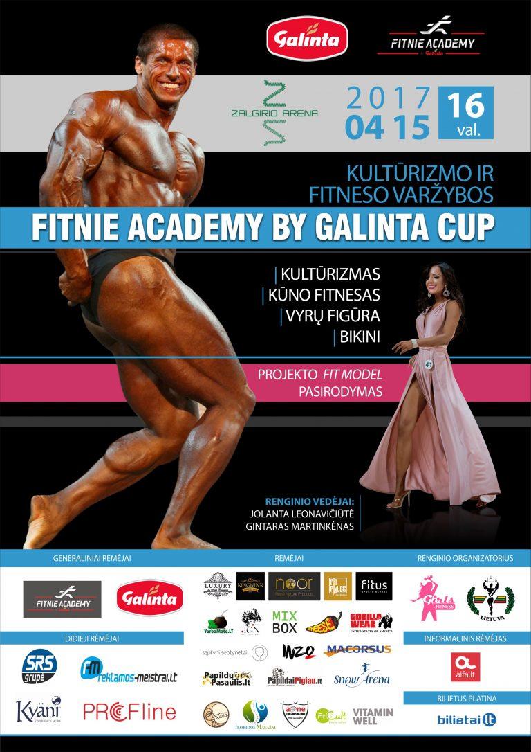 Fitness plakatas 2